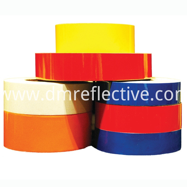 DM7100 PET Type Engineering Grade Reflective Sheeting