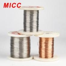 MICC alta eficiencia buena conductividad térmica FeCrAl cable de resistencia de calentamiento
