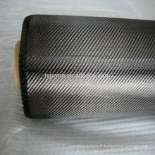 3K 240g tissu fibre carbone 150cm large haute qualité