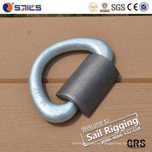 Drop D anillo de acero al carbono