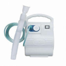 Jet Nebulizers, Low Noise Air Compressing Nebulizer, 7,000-hour Continuous Working