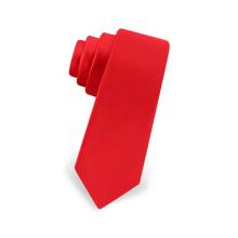 Rote Polyester-billige Donald Trump-Krawatten der Großhandelsmänner