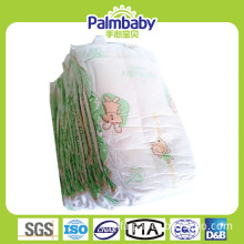 Disposable Baby Diaper with Breathable Film