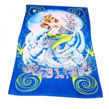zebra beach towels