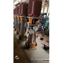 ¡Venta caliente 2018! Bomba de agua vertical de la bomba de agua de la bomba de alimentación de la caldera de la garantía GDL