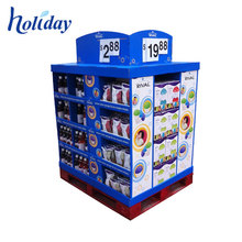 OEM & ODM Cardboard Lanyard Display Stand For Promotion