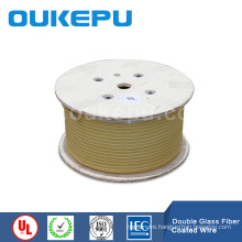 Leading manufacturer fiber glass covered wire,Glass fiber covered wire prices, fiber glass coverd wire factory