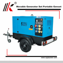 YUCHAI DIESEL ELECTROGENE GROUP OF 500KW PORTABLE GENSET PRICE LIST