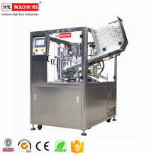 Cosmetics Fill Seal Machine For Cream/Gel/Shampoo In Plastic Tube