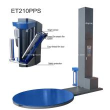 Envoltura de paletas de la máquina de envoltura de película elástica