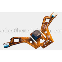 flex circuit board assembly