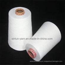 100% de fibra de viscosa de hilo abierto OE hilo (Ne30 / 1)