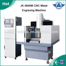 Máquina de grabado del Metal deber pesado, máquinas de cnc para la venta