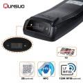 accessoires de téléphone de scanner laser de code barres wifi pda