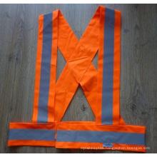 Manufacturer High-Visibility Safety Vest Reflective Vest 3m