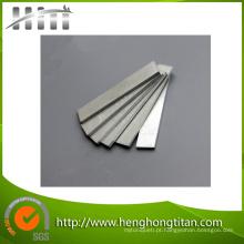 Placa e folha de liga de níquel e níquel ASTM B168