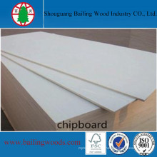 2 Sides Melamine Faced Chipboard for Cabinet