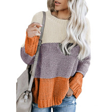 Fancy New Print Fall Autumn 2021 Winter Tops for Women Sweater Womens Tops with Fringe