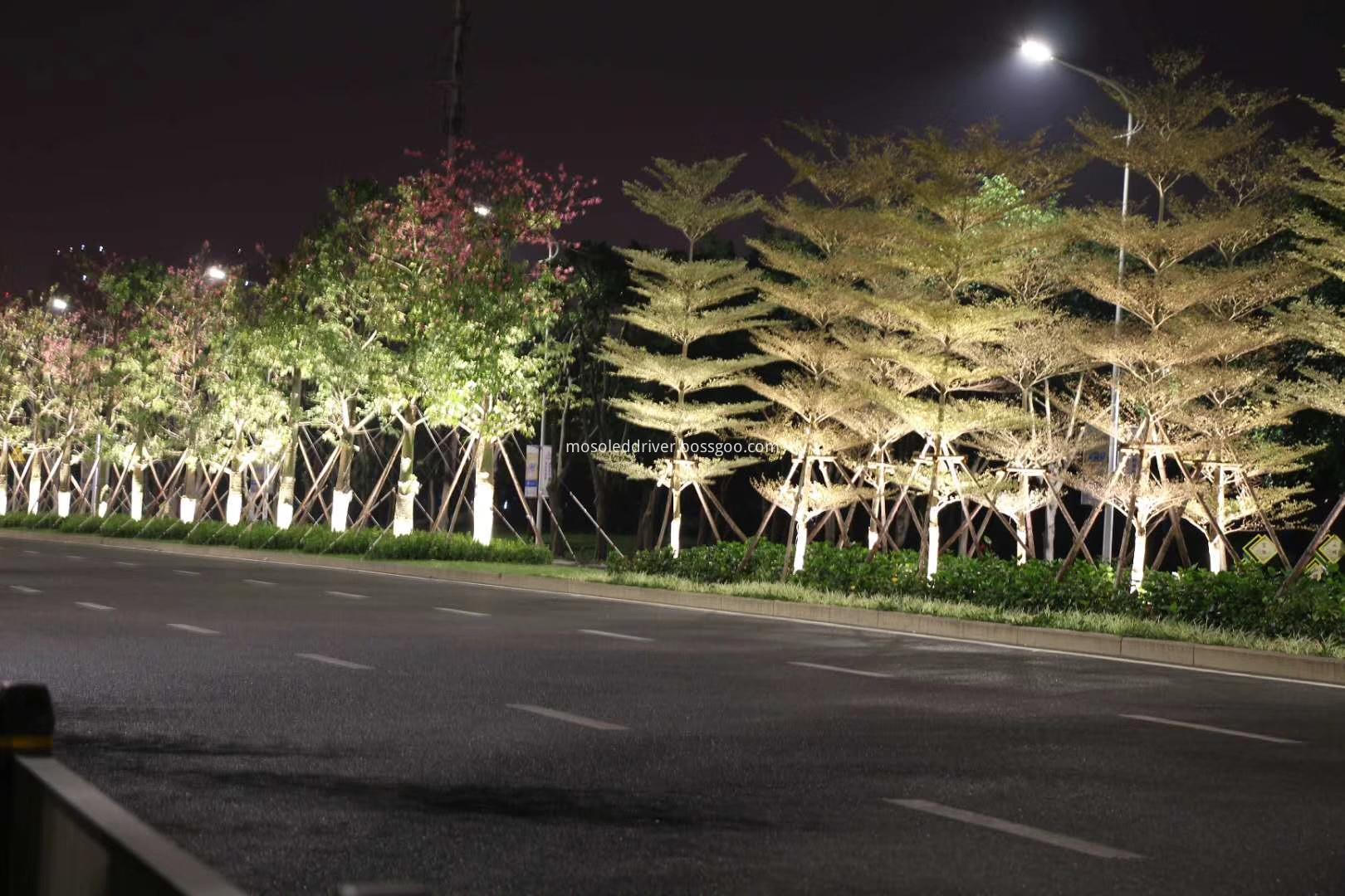 Flood Light Application