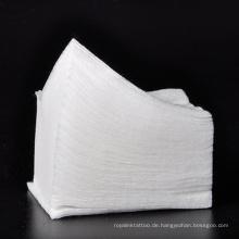 Wegwerfkosmetik-Baumwolle Gesichtsabwischen-Baumwollgesichtsauflagen