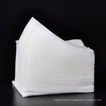 Disposable Cosmetic Cotton Facial Wipes Cotton Facial Pads
