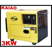 Portable Generator for Africa Market 3kw 5kw 6kw Silent Generator