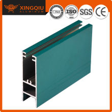 Good quality aluminum doors and windows profile/extrusion