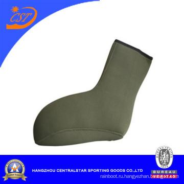 Хорошее качество теплый 3мм неопрен носки