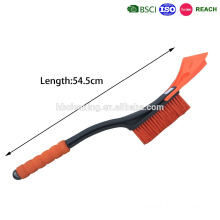 Auto soft Ice Scraper Snow Brush