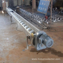 Customized for Flexible Screw Conveyor Low maintenance and large inclined angle belt conveyor supply to Colombia Suppliers