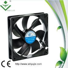 Ventilateur de refroidissement d'unité centrale de CC de 12 volts 120mm 120X120X25mm avec le signal de PWM