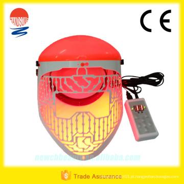 2016 levou equipamentos de terapia de luz máscara de uso doméstico pele conduzida