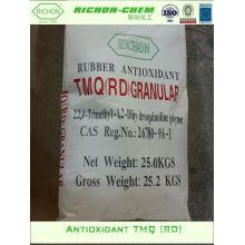 Los mejores suplementos químicos de los compuestos de goma del proveedor de China C12H17N CAS NO.26780-96-1 antioxidantes TMQ RD