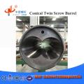 bimetallische Schnecke und Zylinder für Kunststoff-Extruder-Maschine