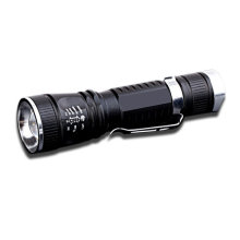 Telescopic Focusing LED Light with Li-ion Battery