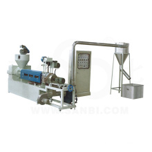 Wind-Cooling Hot-Cutting Plastic Recycling Compounding Machine (SJ-A90,100,110,120)