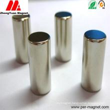 N30h N33h N35h N38h Permanent Cylinder NdFeB Neodymium Magnet