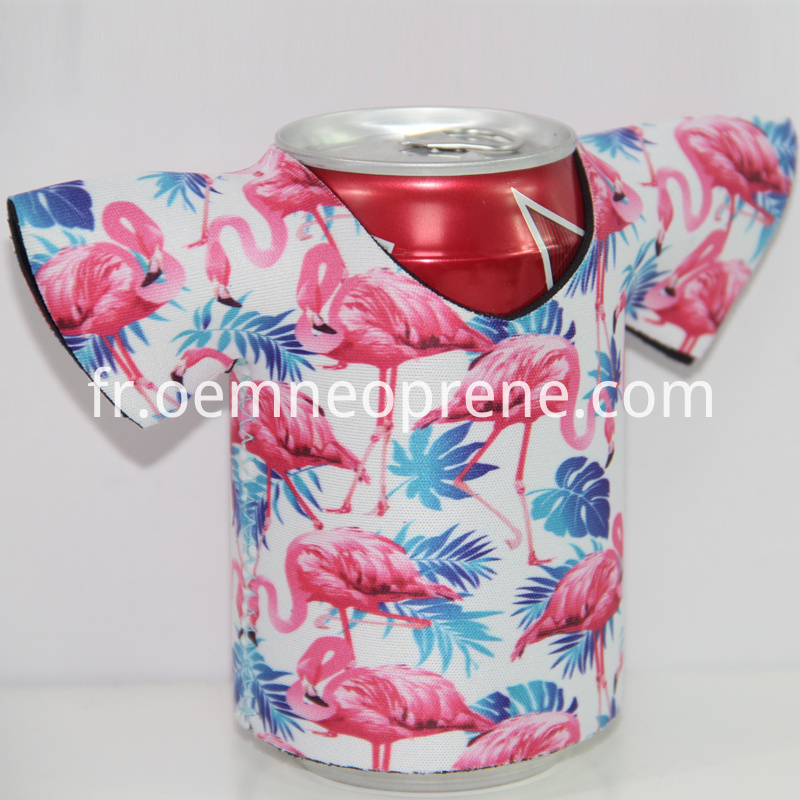 Alt Flamingo Beer Coolers