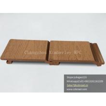 Placage facile de mur composite de planche de WPC de planche facile anti-UV facile d'installation