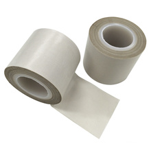 Fiberglass Teflon Adhesive Tape/ Fiberglass PTFE Adhesive Tape