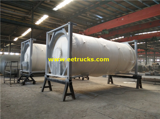 30feet LPG Tank Sealed Containers