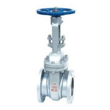 Solid Wedge Back Seal Gate valve