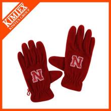 Großhandel benutzerdefinierte billige Winter Fleece-Handschuhe