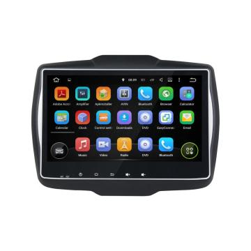 JEEP Renegade Android 7.1.1 Auto DVD-Player