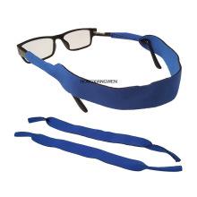Óculos de sol corda neoprene óculos flutuantes cinta de pescoço