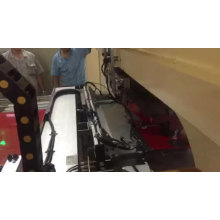Fully automatic Lug cap making machine production line
