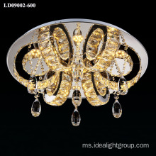 Lampu LED lampu siling chandelier moden
