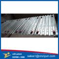 Material de construcción Tablas de andamio de acero