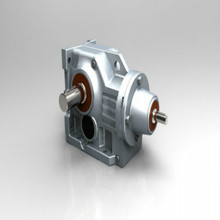 Helical-Bevel Cast Iron K Series Reducer