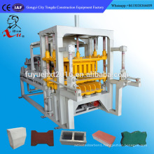 Construction waste recycle for Nepal used to brick block machinery